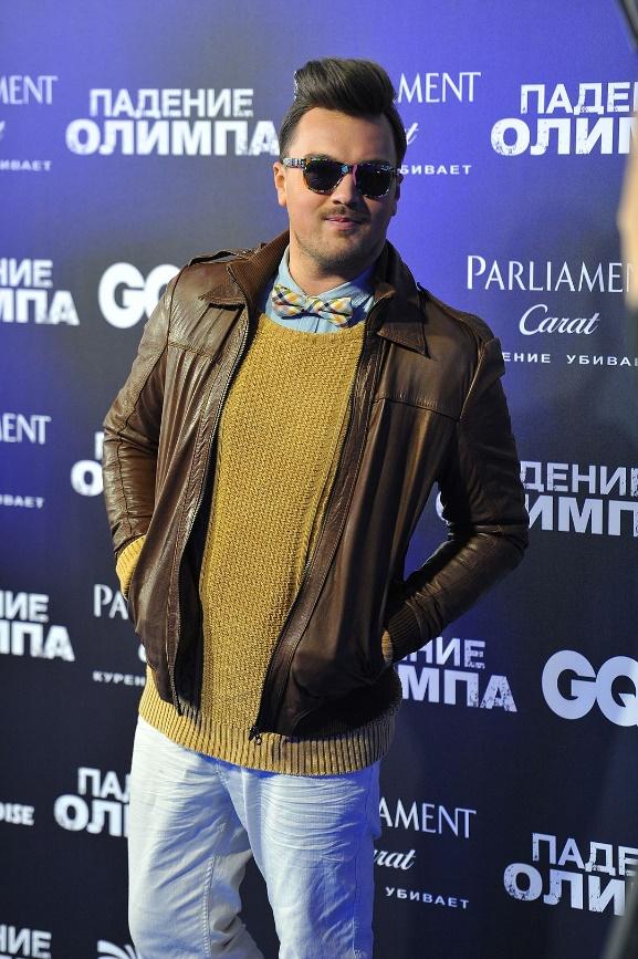 Александр Панайотов в свое время весил 106 килограммов. Фото: Иван ВИСЛОВ